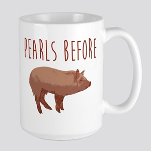 Pearls Before Swine Mugs